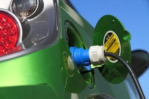 #RacingWrap: NASCAR Green's Electric Car Initiative