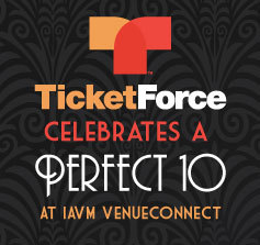 TicketForce Celebrates a Perfect 10